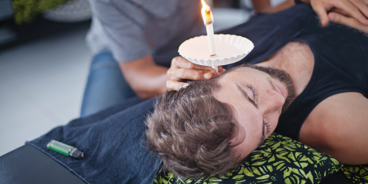 EAR CANDLING – HOT AIR OR HOT IDEA