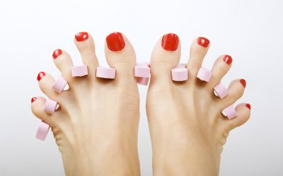 BREAKOUT THE SANDALS – IT'S PEDI TIME!