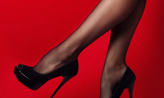 CAN GREAT LEGS MAKE THE SHOE?