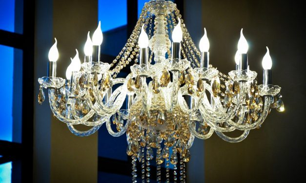 A CHANDELIER SOMEWHERE – ANYWHERE